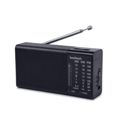 Radio portatil horizontal RA260