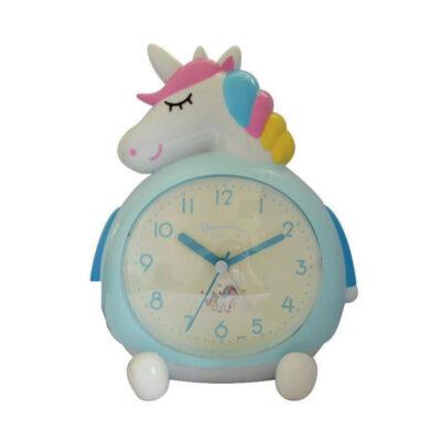 Reloj despertador Unicornio RE1117
