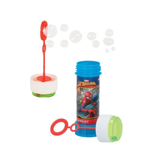 Tubo pompas Spiderman JU22985-1