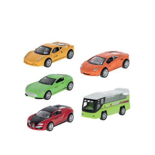 Caja 5 coches JU43384-2