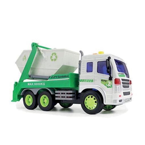 Camion servicios JU520-1