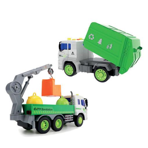 Camion servicios JU520-2