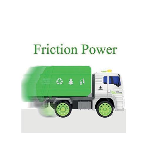 Camion servicios JU520-3