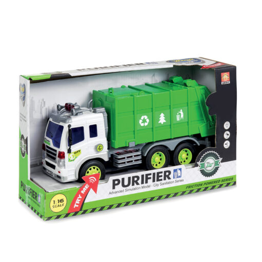 Camion servicios JU520