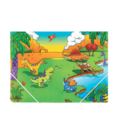 Carpeta Dinosaurios CA88822