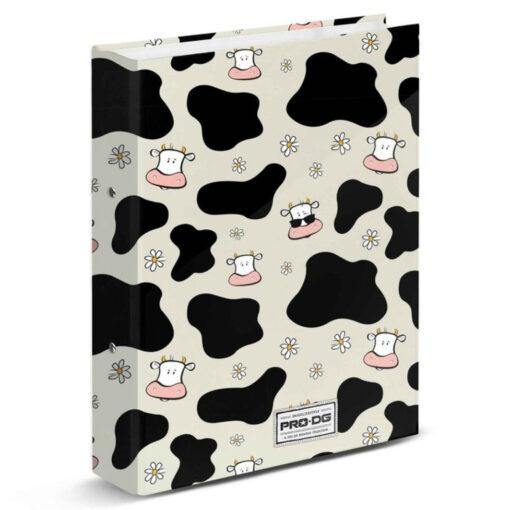 Cow Carpeta anillas CA2532