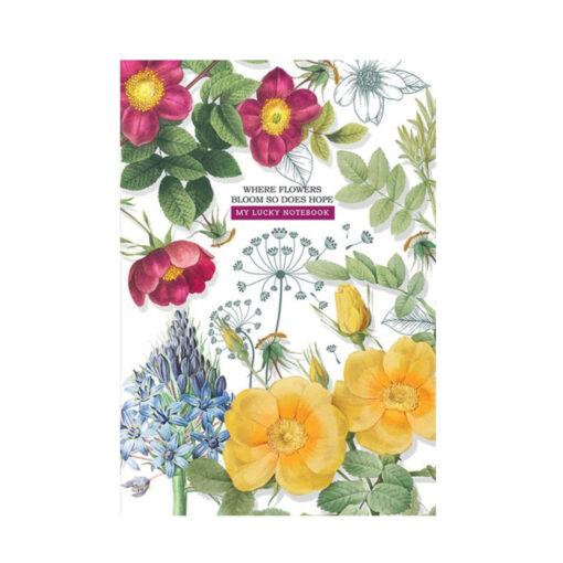 Cuaderno estampado A5 CU398-3