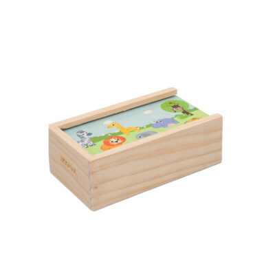 Domino madera Animales DO46461