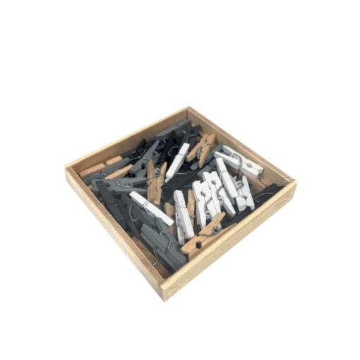 Pinzas madera PI46475-1