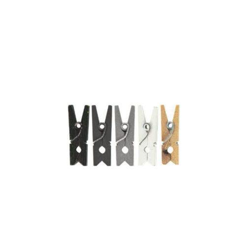 Pinzas madera PI46475