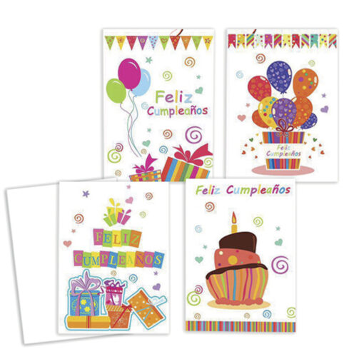 Postal feliz cumpleaños PO1092