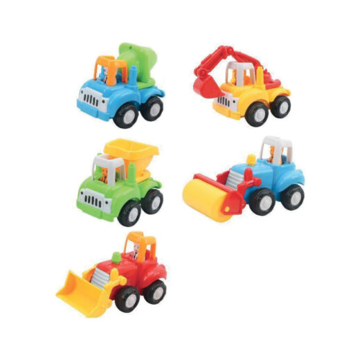 Vehiculos construccion mini JU12-1