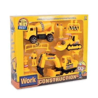 Vehiculos construccion JU3226