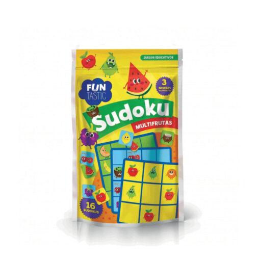 Expositor 15 bolsas juegos educativos JU525-1