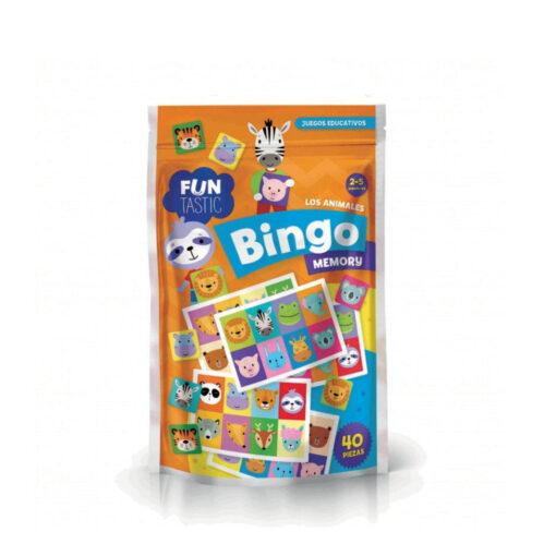 Expositor 15 bolsas juegos educativos JU525-2