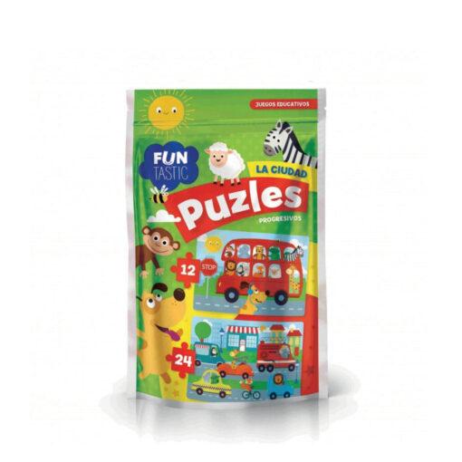 Expositor 15 bolsas juegos educativos JU525-4