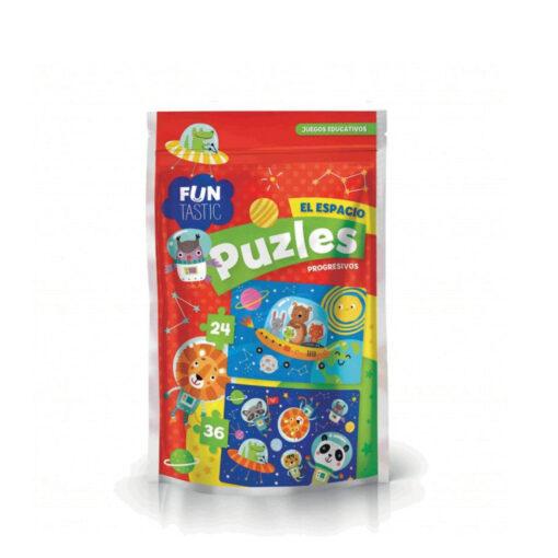 Expositor 15 bolsas juegos educativos JU525-5