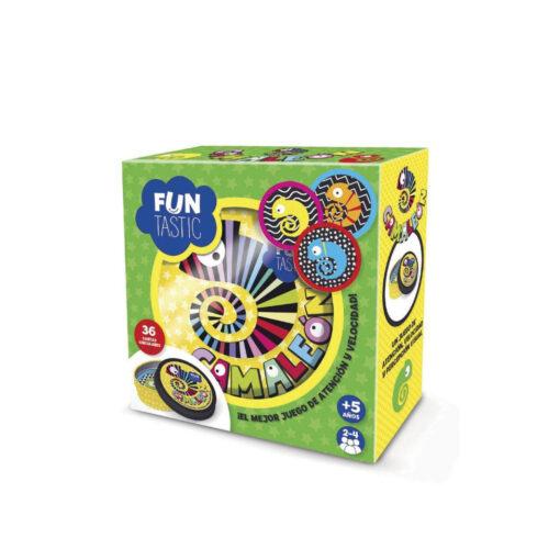 Juegos cartas educativos JU974