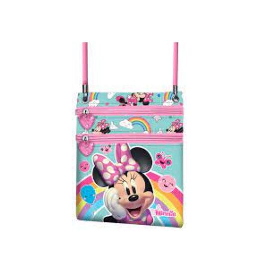 Minnie Rainbow Bolso Bandolera BO2258