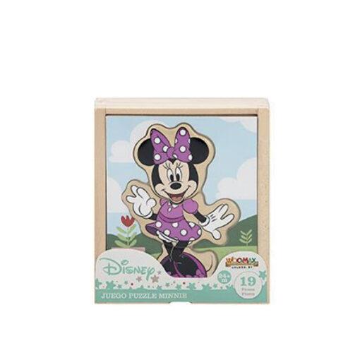 Puzzles madera trajes Mickey JU48723-2