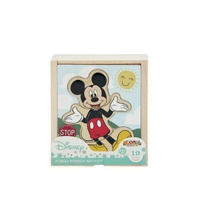 Puzzles madera trajes Mickey JU48723