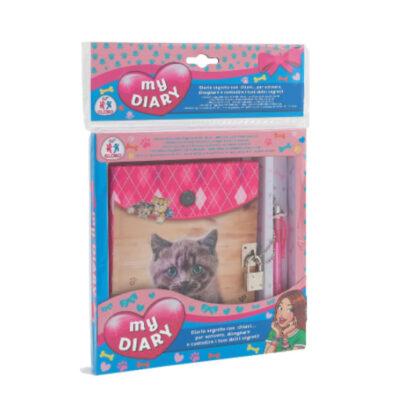 Diario gatos y perros DI36863
