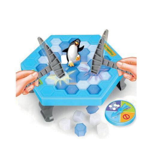 Juego S.O.S pinguino JU40594-1