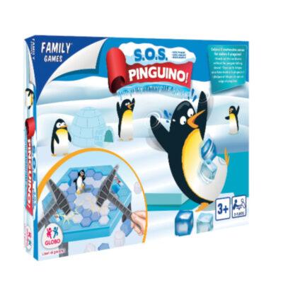 Juego S.O.S pinguino JU40594