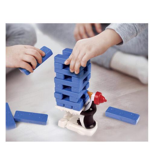 Juego bloques pinguino JU46643-2
