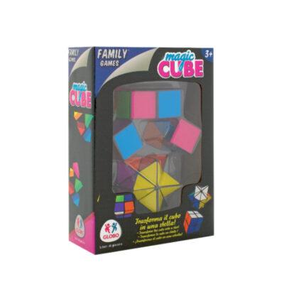 Juego cubo mágico estrella JU39000