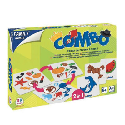 Juego de cartas Combo JU40390