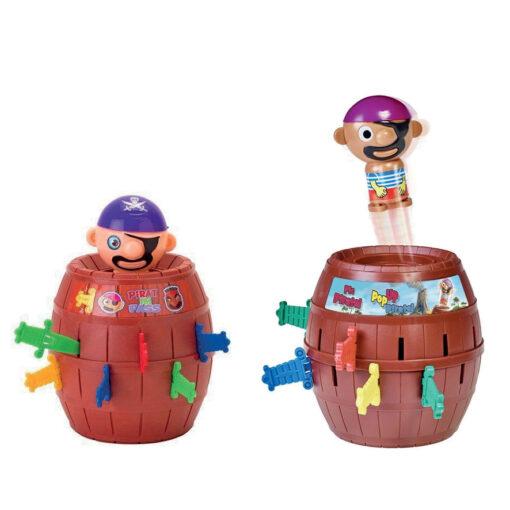 Juego pirata barril JU37555-1