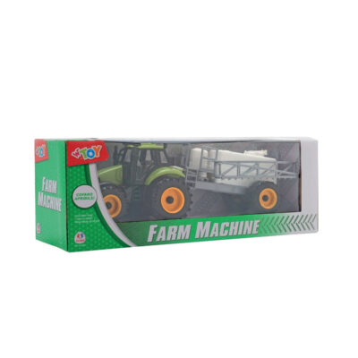 Tractor Agrícola remolque JU36874