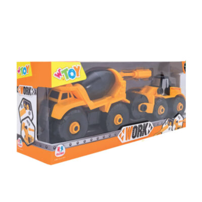 Vehiculos construcción JU40462